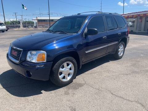2008 GMC Envoy for sale at Robert B Gibson Auto Sales INC in Albuquerque NM