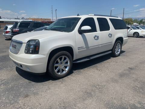 2010 GMC Yukon XL for sale at Robert B Gibson Auto Sales INC in Albuquerque NM