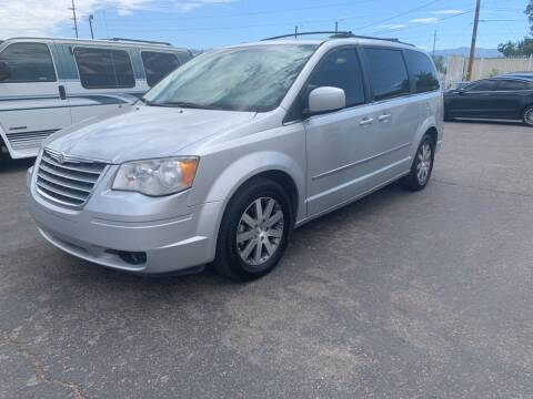 2009 Chrysler Town and Country for sale at Robert B Gibson Auto Sales INC in Albuquerque NM