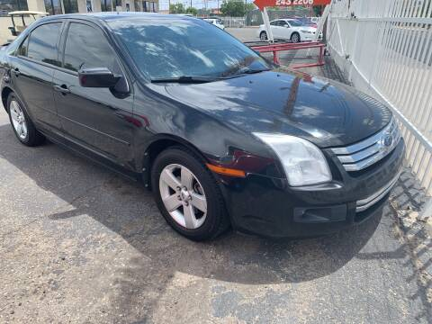 2009 Ford Fusion for sale at Robert B Gibson Auto Sales INC in Albuquerque NM