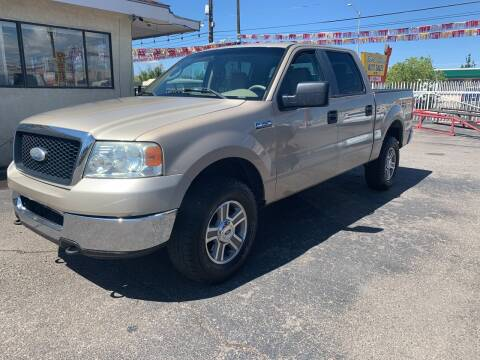 2008 Ford F-150 for sale at Robert B Gibson Auto Sales INC in Albuquerque NM