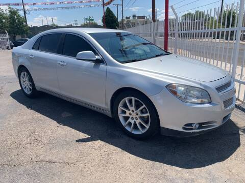2011 Chevrolet Malibu for sale at Robert B Gibson Auto Sales INC in Albuquerque NM
