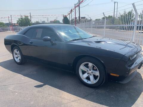 2013 Dodge Challenger for sale at Robert B Gibson Auto Sales INC in Albuquerque NM