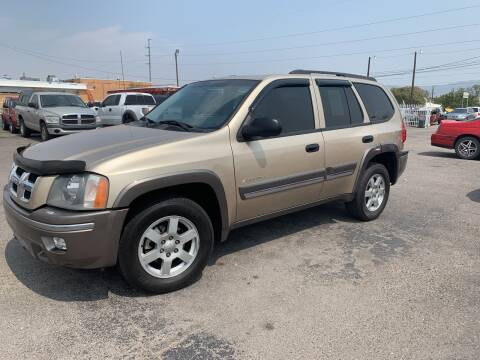 2005 Isuzu Ascender for sale at Robert B Gibson Auto Sales INC in Albuquerque NM