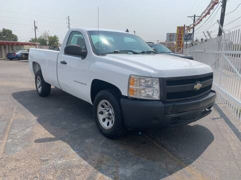 2007 Chevrolet Silverado 1500 for sale at Robert B Gibson Auto Sales INC in Albuquerque NM