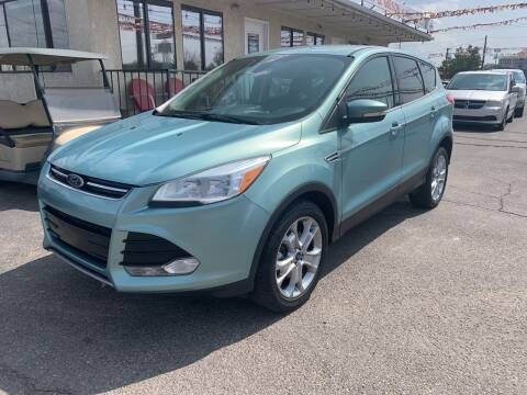 2013 Ford Escape for sale at Robert B Gibson Auto Sales INC in Albuquerque NM