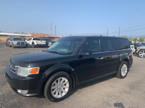 2009 Ford Flex for sale at Robert B Gibson Auto Sales INC in Albuquerque NM