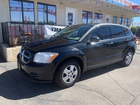 2008 Dodge Caliber for sale at Robert B Gibson Auto Sales INC in Albuquerque NM