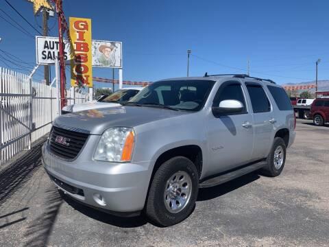 2012 GMC Yukon for sale at Robert B Gibson Auto Sales INC in Albuquerque NM