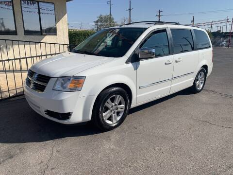 2008 Dodge Grand Caravan for sale at Robert B Gibson Auto Sales INC in Albuquerque NM