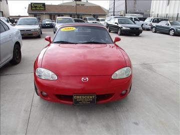 2003 Mazda MX-5 Miata for sale in Denver, CO