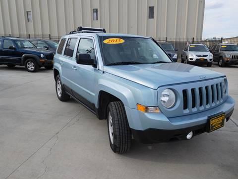 2013 Jeep Patriot for sale in Denver, CO