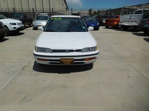 1993 Honda Accord for sale in Denver, CO