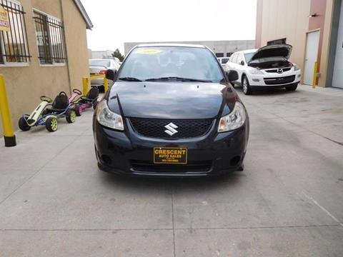 2009 Suzuki SX4 for sale in Denver, CO
