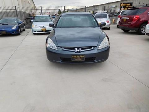 2004 Honda Accord for sale in Denver, CO