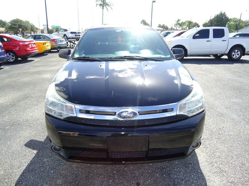 2008 Ford Focus SES 2dr Coupe - Englewood FL