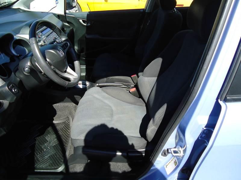 2010 Honda Fit Sport 4dr Hatchback 5A - Englewood FL