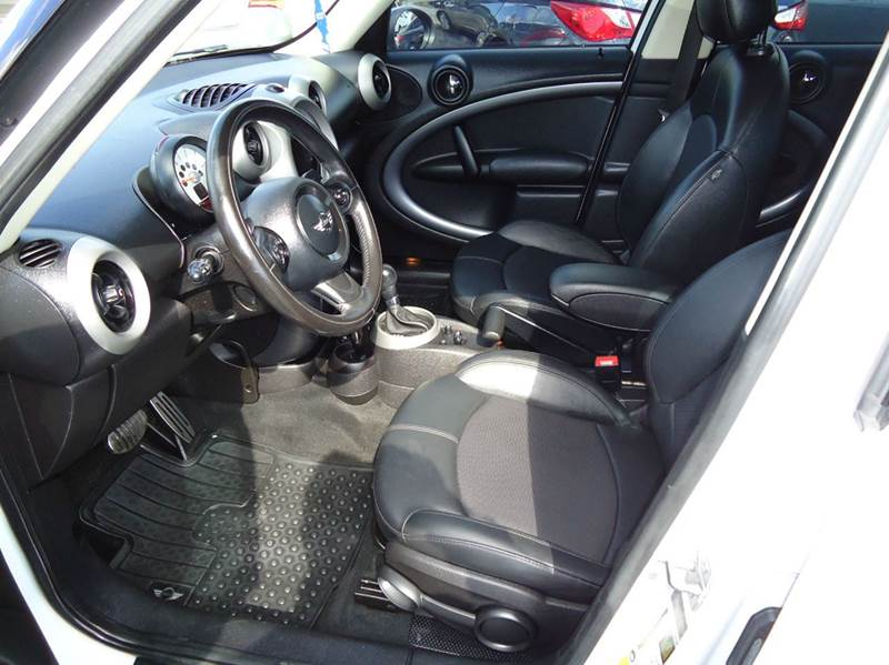 2011 MINI Cooper Countryman S 4dr Crossover - Englewood FL