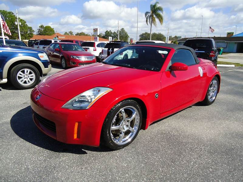 2005 nissan 350z grand touring 2dr roadster in englewood fl pct 2005 nissan 350z grand touring 2dr roadster englewood fl sciox Image collections