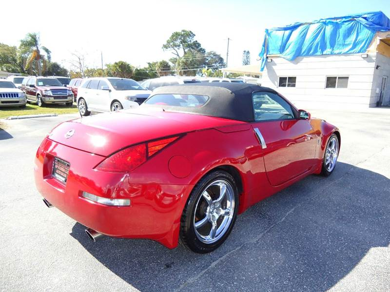2005 nissan 350z grand touring 2dr roadster in englewood fl pct contact sciox Images