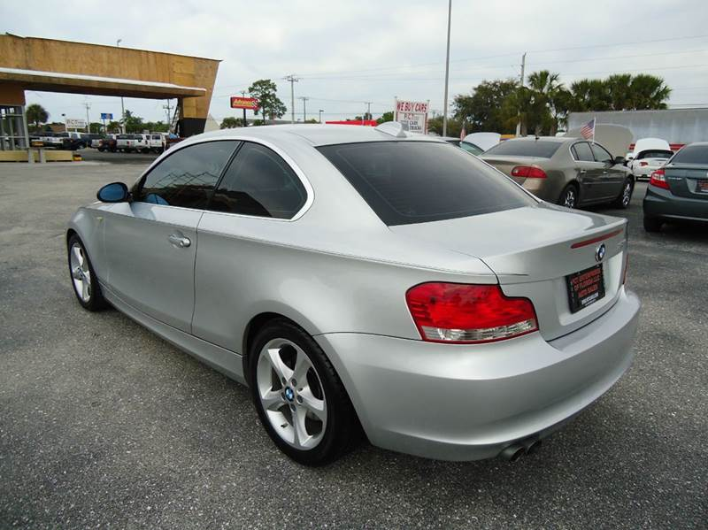 2009 BMW 1 Series 128i 2dr Coupe - Englewood FL