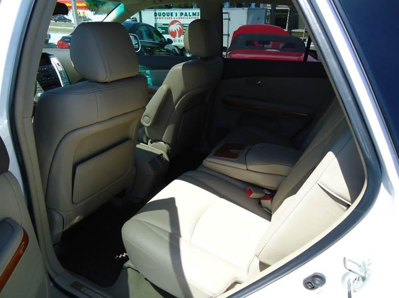 2007 Lexus RX 350 AWD 4dr SUV - Englewood FL
