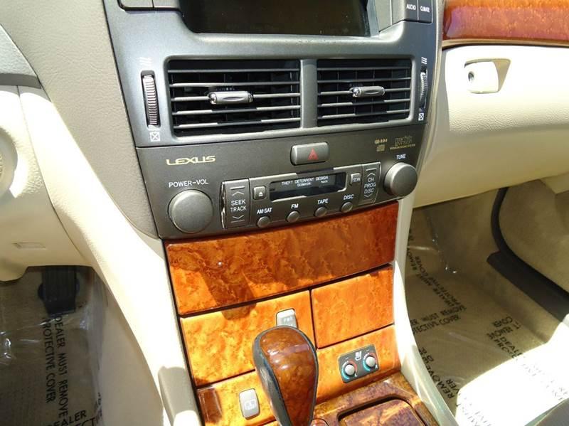 2006 Lexus LS 430 4dr Sedan - Englewood FL