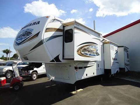2014 Keystone Montana 3402RL14