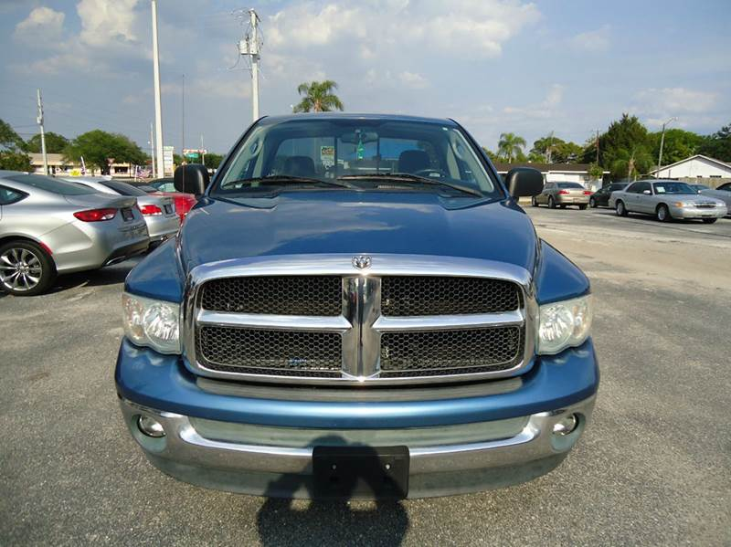 2003 Dodge Ram Pickup 1500 2dr Regular Cab SLT Rwd SB - Englewood FL