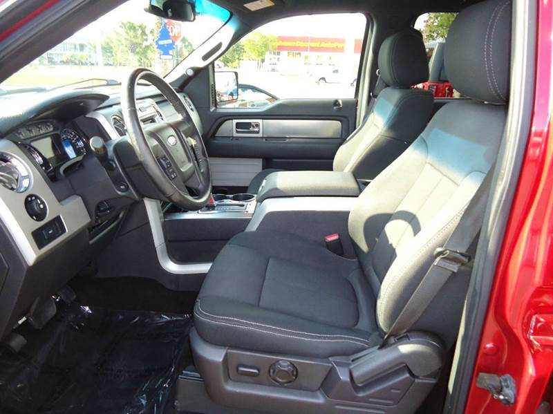 2013 Ford F-150 4x2 FX2 4dr SuperCrew Styleside 5.5 ft. SB - Englewood FL