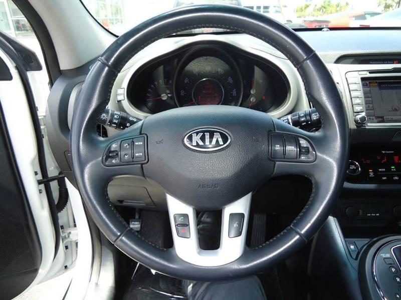 2013 Kia Sportage EX 4dr SUV - Englewood FL
