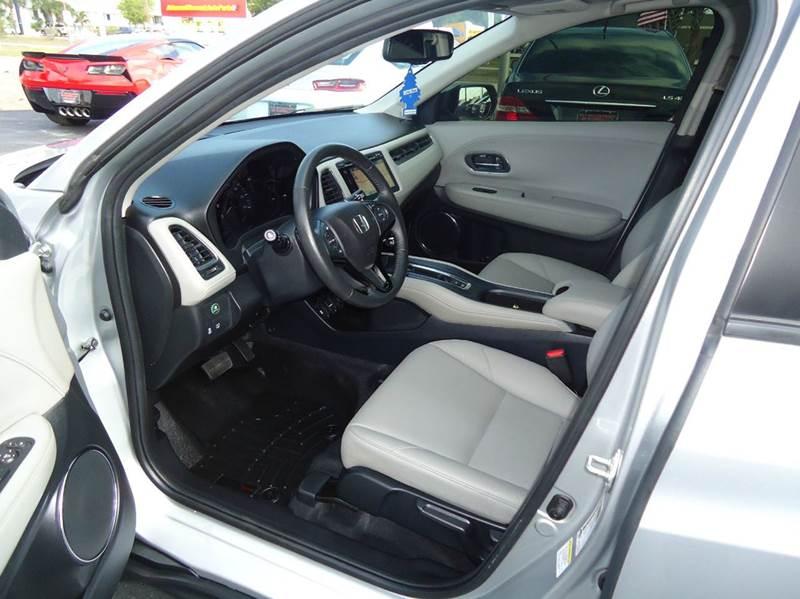 2016 Honda HR-V AWD EX-L 4dr Crossover w/Navi - Englewood FL