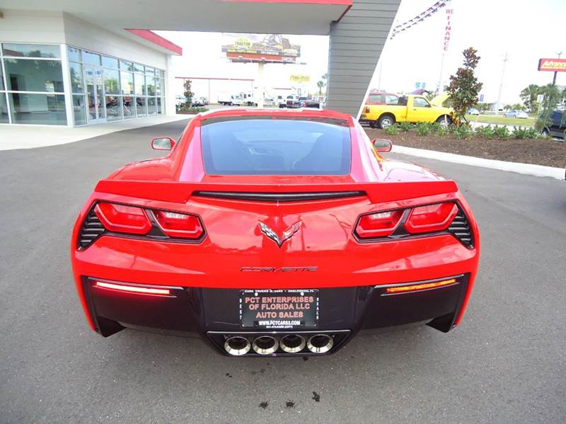 2016 Chevrolet Corvette Stingray Z51 2dr Coupe w/2LT - Englewood FL