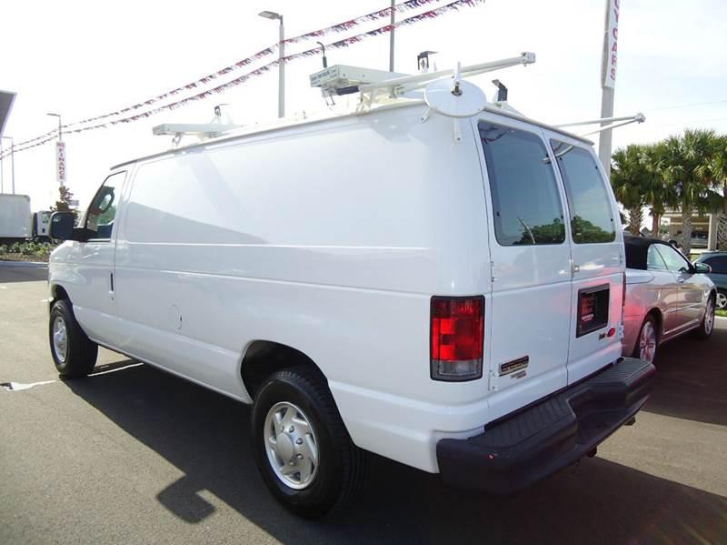 2012 Ford E-Series Cargo E-250 3dr Cargo Van - Englewood FL