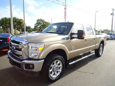 2012 Ford F-250 Super Duty for sale in Englewood, FL