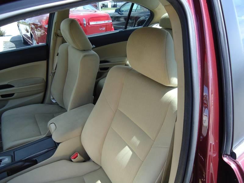 2011 Honda Accord LX-P 4dr Sedan - Englewood FL