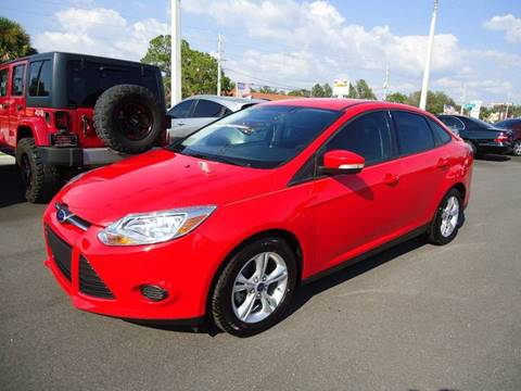 2013 Ford Focus for sale in Englewood, FL