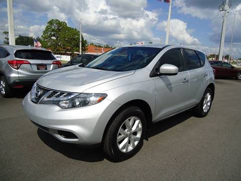 2014 Nissan Murano for sale in Englewood, FL