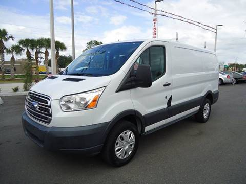 2015 Ford Transit Cargo for sale in Englewood, FL