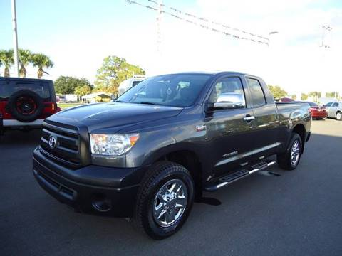 2013 Toyota Tundra for sale in Englewood, FL