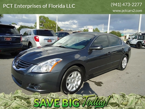 2010 Nissan Altima for sale in Englewood, FL