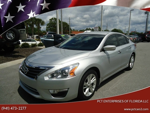 2013 Nissan Altima for sale in Englewood, FL