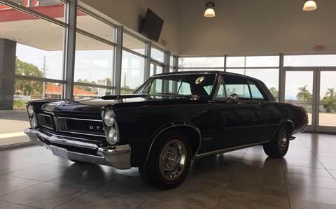 1965 Pontiac GTO for sale in Englewood, FL