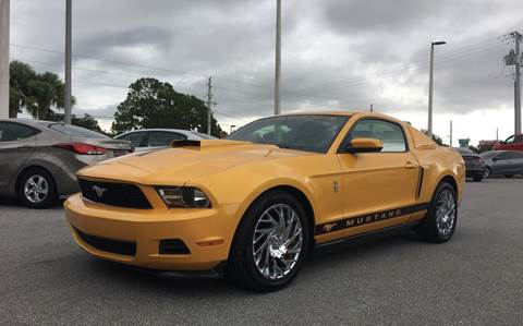 2012 Ford Mustang for sale in Englewood, FL