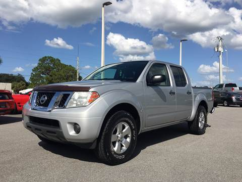 2012 Nissan Frontier for sale in Englewood, FL