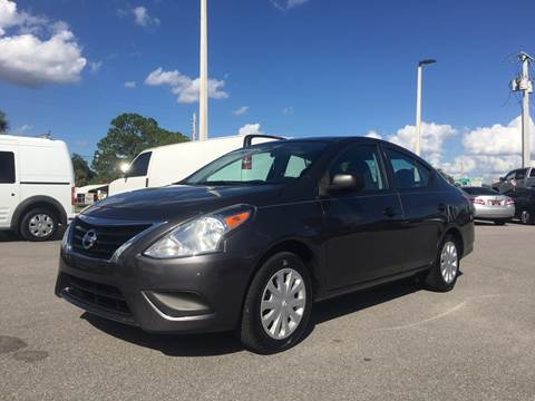 2015 Nissan Versa for sale in Englewood, FL