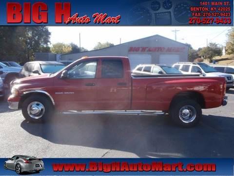 2003 Dodge Ram Pickup 3500 for sale in Benton, KY