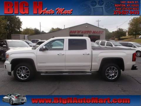 2014 GMC Sierra 1500 for sale in Benton, KY