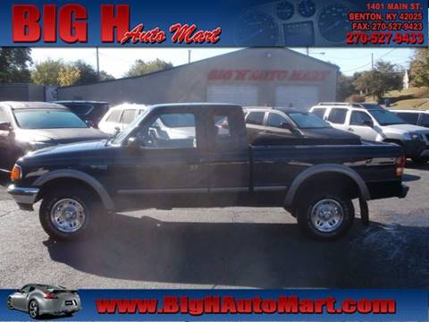 1995 Ford Ranger for sale in Benton, KY
