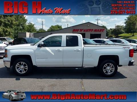 2015 Chevrolet Silverado 1500 for sale in Benton, KY